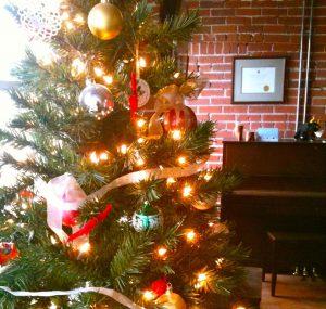 Tenato Christmas Tree, Calgary, Alberta