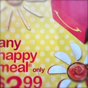 Happy Meal Ad
